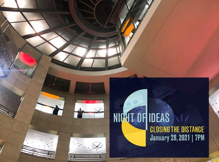 Nuits des Idees 2021 SF