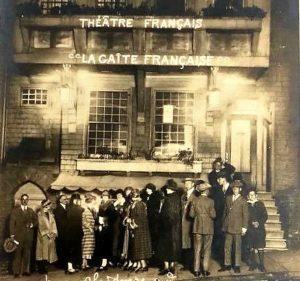 theatre francais SF