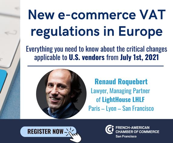 The critical changes applicable to U.S. vendors selling online to EU