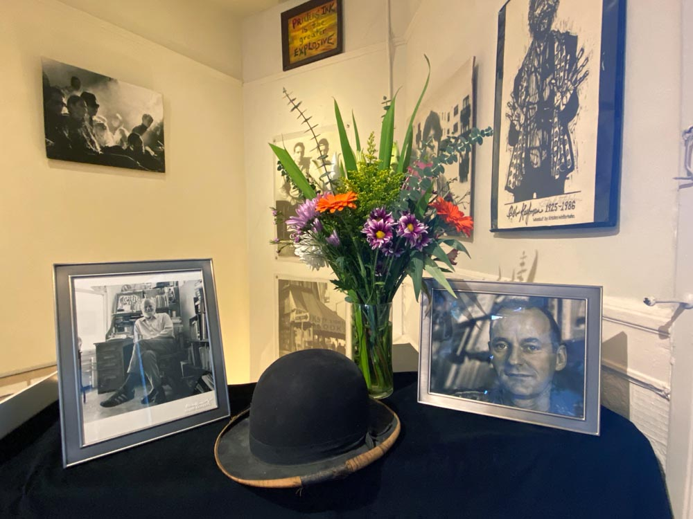 Did you know Lawrence Ferlinghetti had French roots?