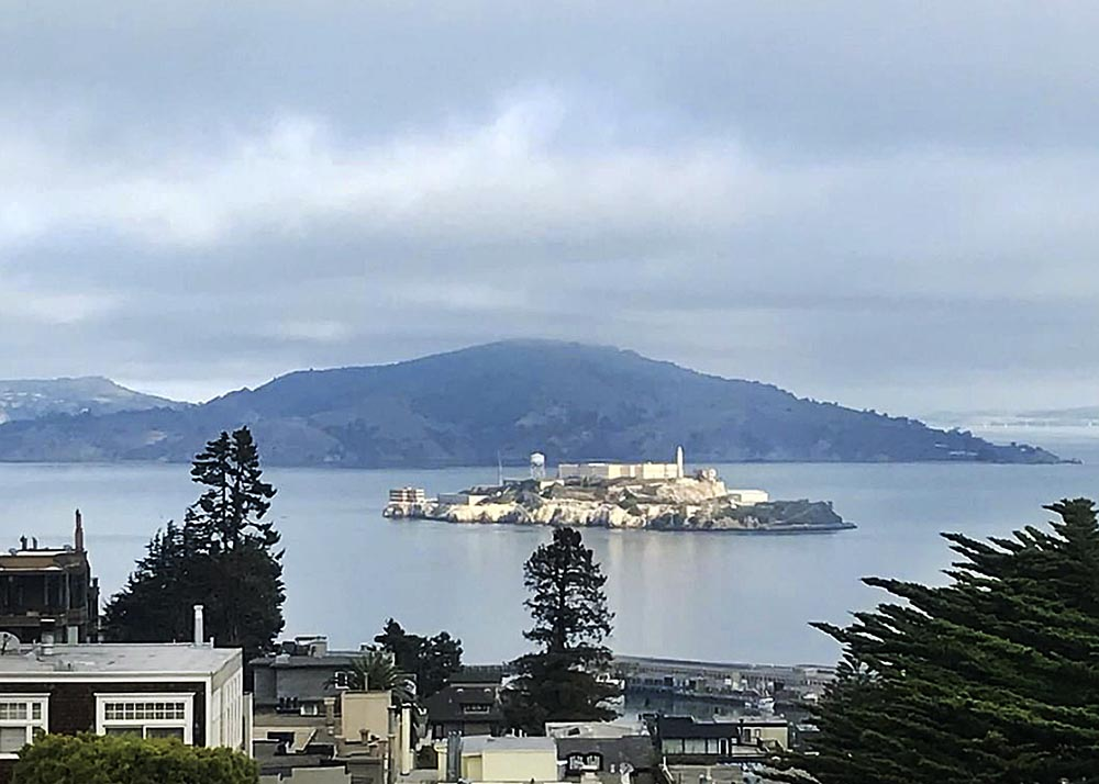 Historical Alcatraz Tour with San Francisco by Gilles