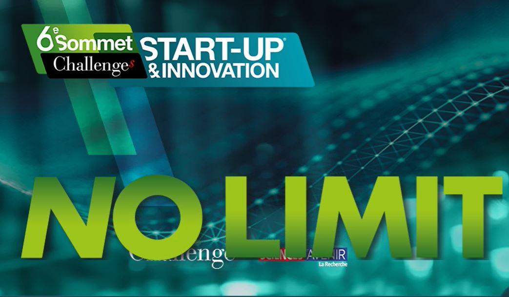 6e Sommet des Start-up et de l'Innovation : « No limit »