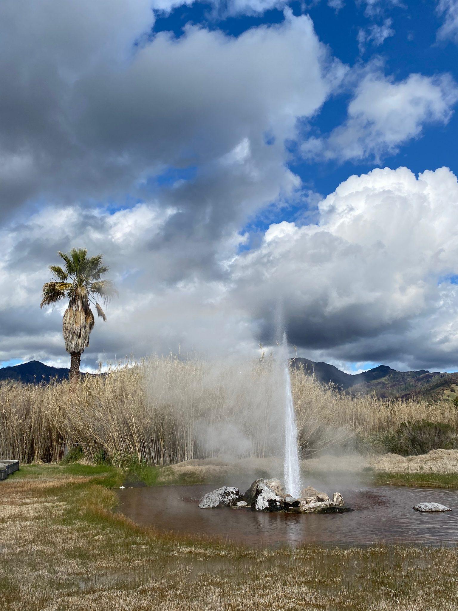 geyser old faithful