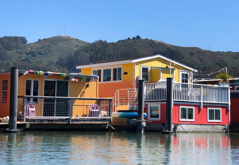Video – The War of Houseboats in Sausalito