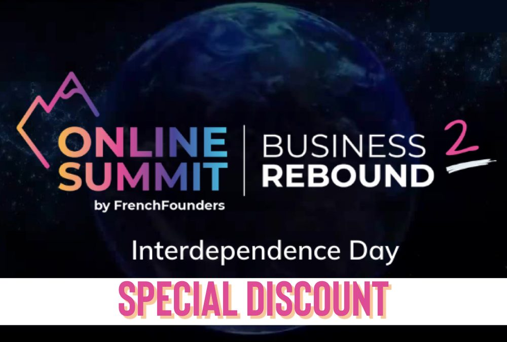 Business Rebound 2021, Online Summit by FrenchFounders