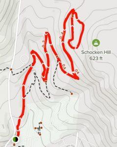 Sonoma trail