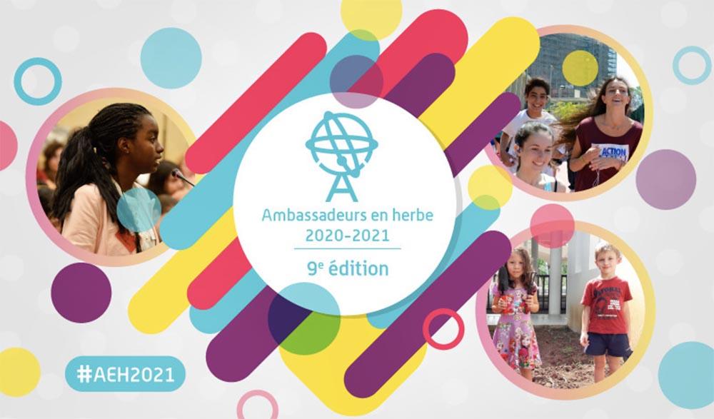 Ambassadeurs en herbe : 9ème édition en ligne