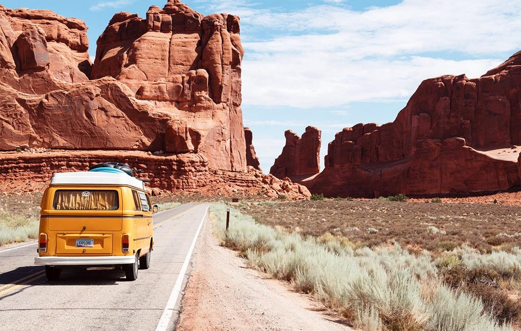 Safe trips 2021 – Glamping, Camper Van and Road Trip