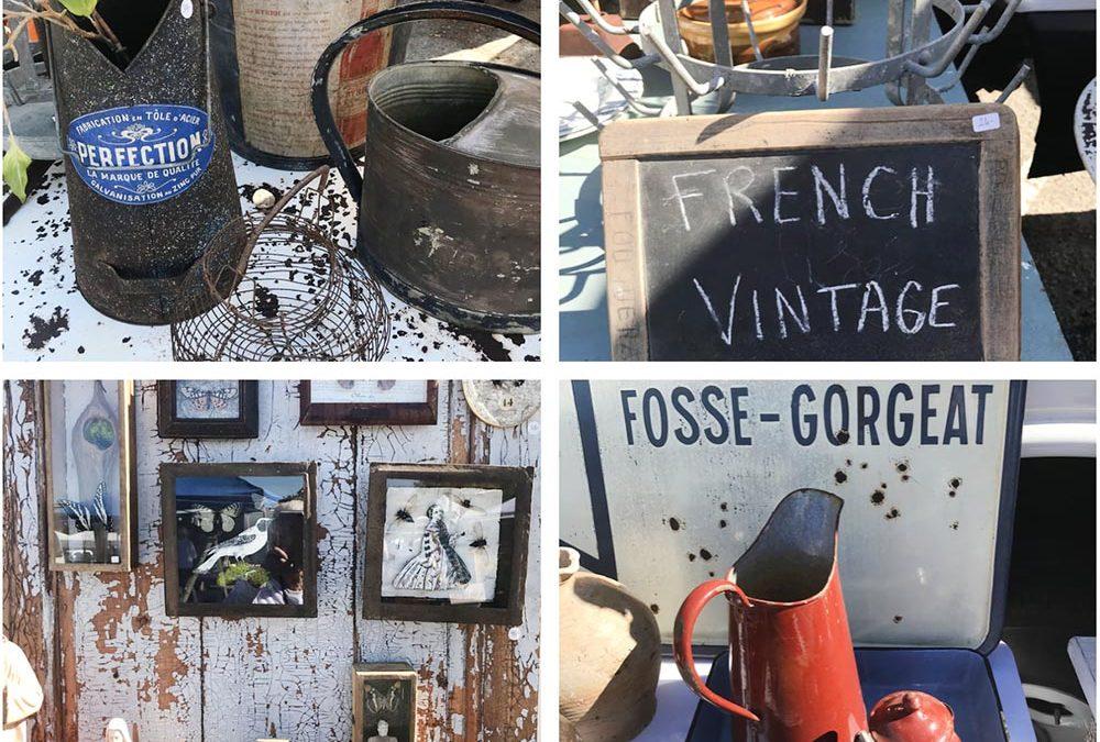 Marché aux puces : The French Market à San Rafael