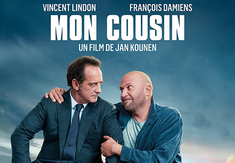 French Movie – Mon Cousin @Sonoma International Virtual Film Festival