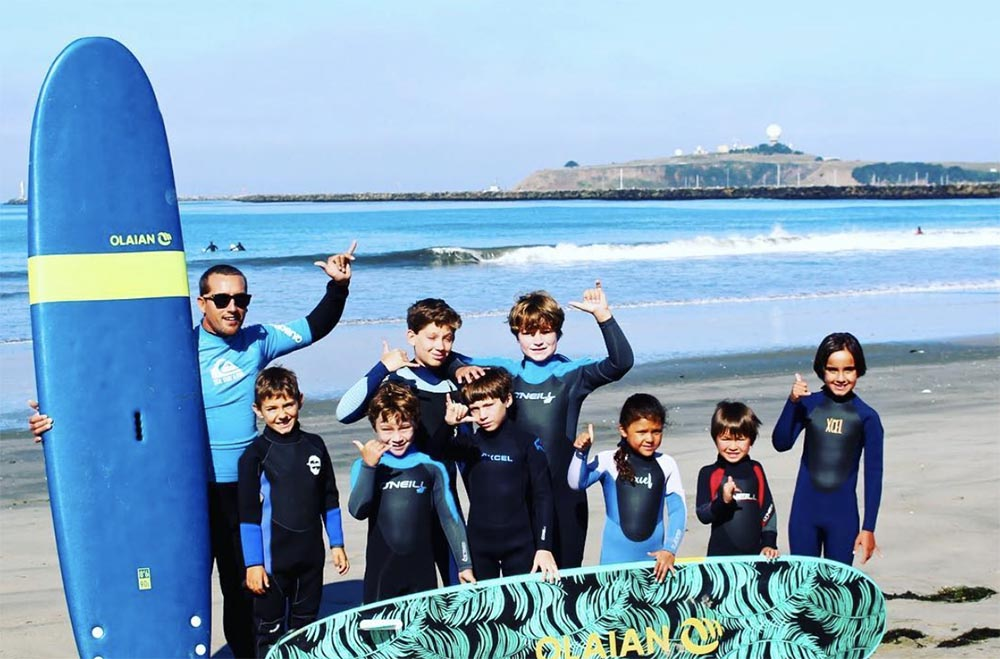 summer camps surf 2021