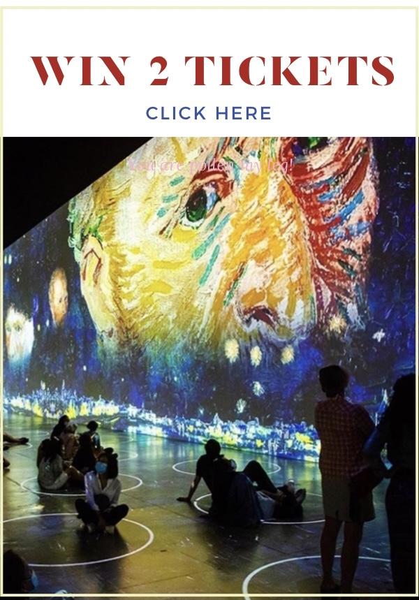 Van Gogh tickets