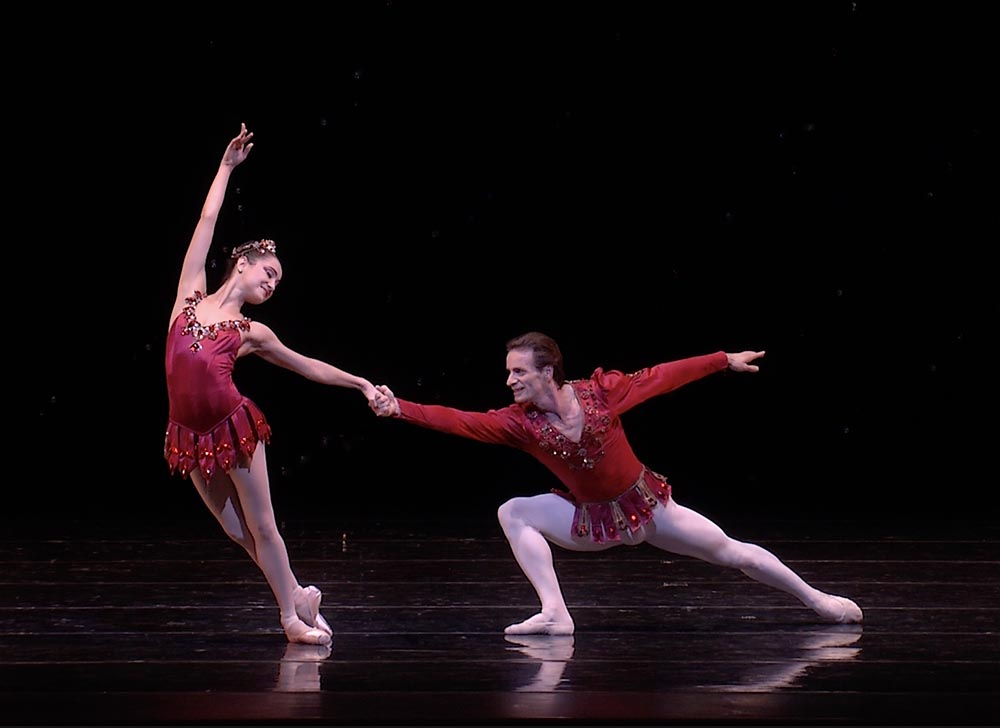 SF Ballet – Jewels/Rubies with Mathilde Froustey & Pascal Molat