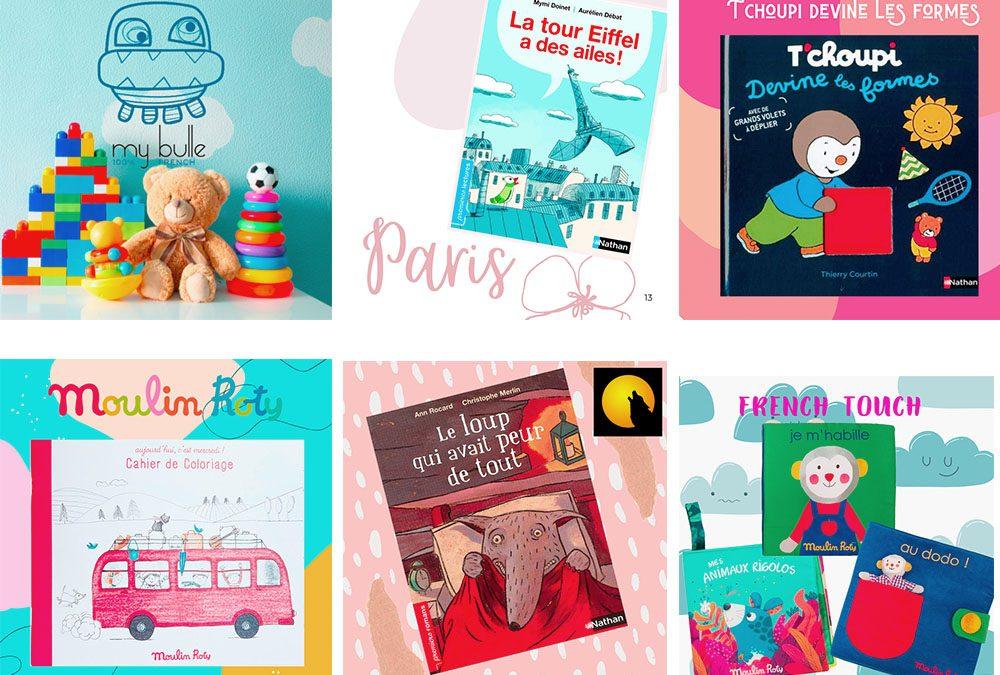 My-Bulle, le site où acheter jouets et livres français aux USA !