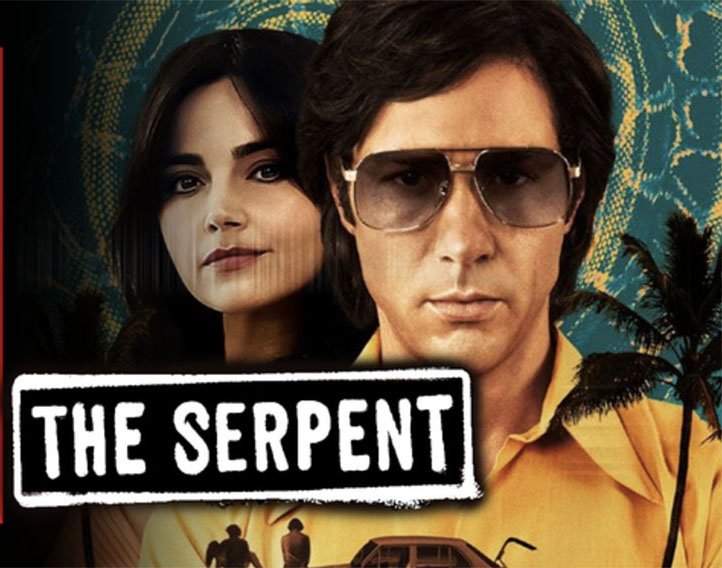 Netflix: The Serpent with French Actor Tahar Rahim