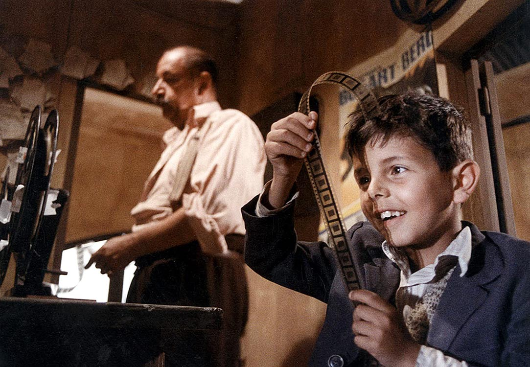 Movie: Cinema Paradiso for the Reopening of the Roxie
