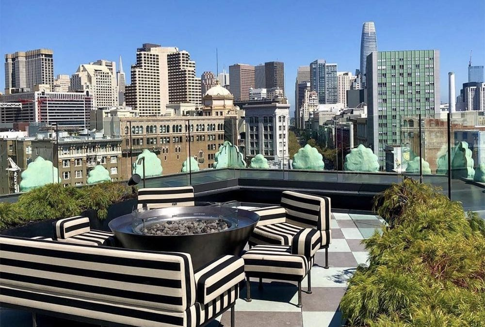 Rooftops de San Francisco pour un brunch, un cocktail ou diner
