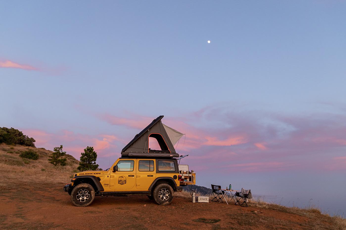 Cypress Overland Jeep
