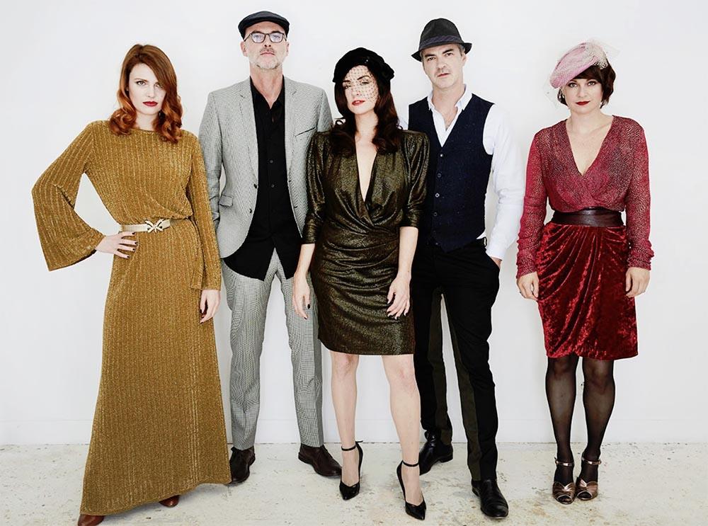 Concert – Nouvelle Vague at the Bimbo's 365 Club