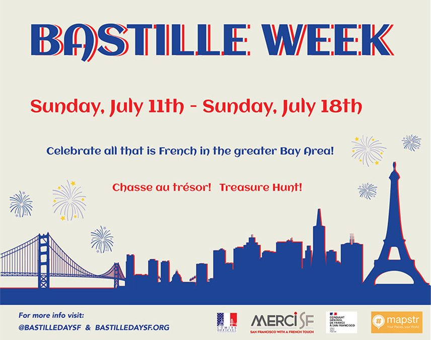 In 2021, Bastille Day will last a whole week!