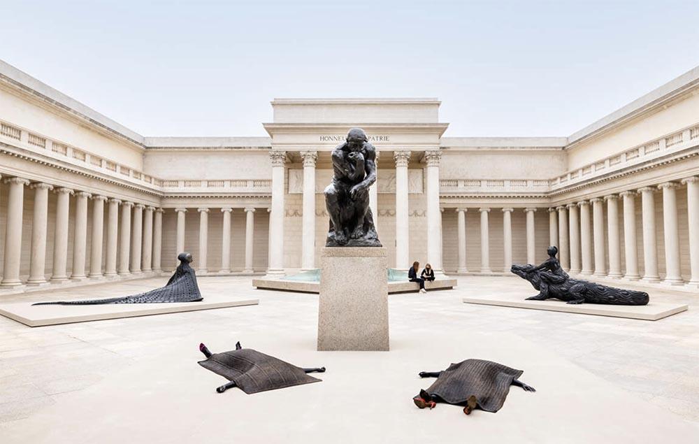 Rodin Has Company at the Legion of Honor Museum