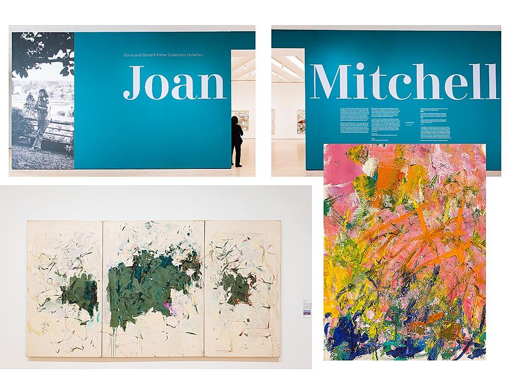 Joan Mitchell SFMOMA