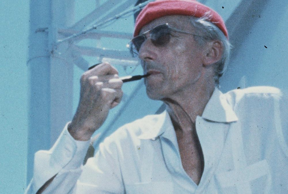 French Explorer @ MVFF44 – Becoming Cousteau