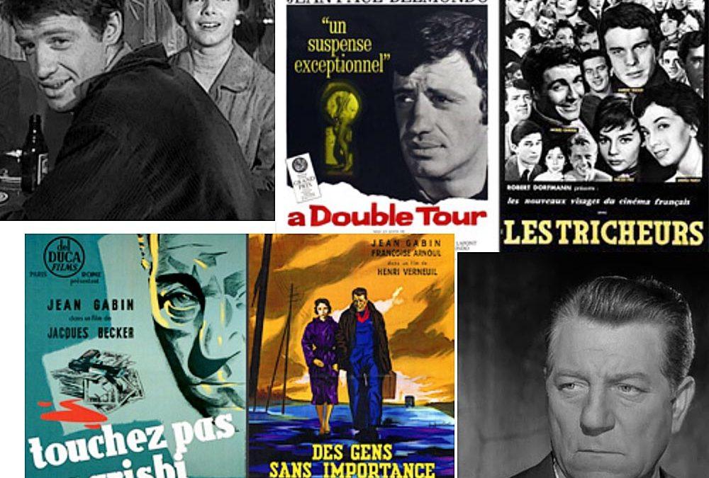 Un dimanche au cinéma avec Belmondo et Gabin à San Francisco