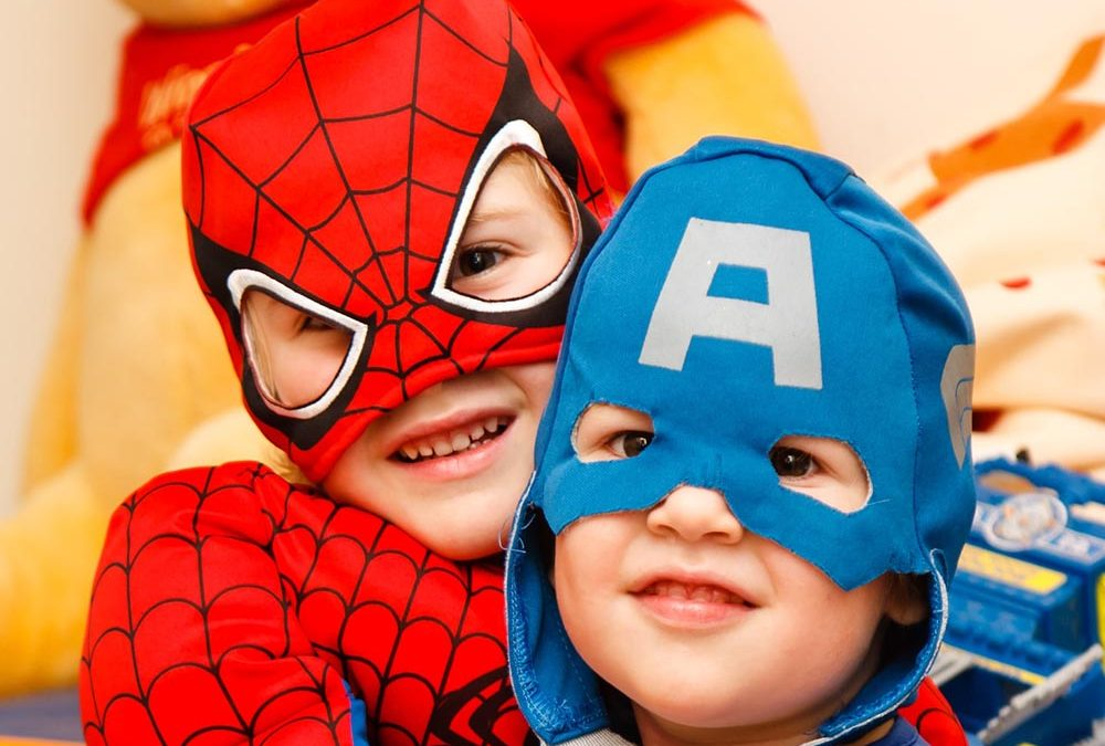 How to Organize a Halloween Costume Swap
