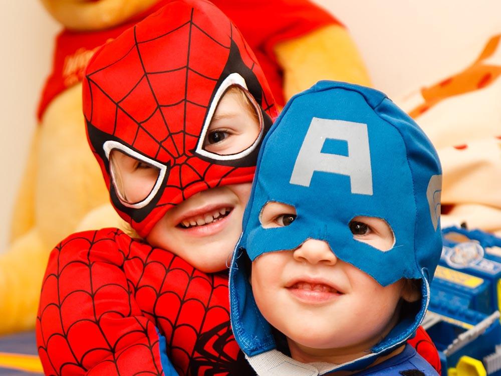 Echange de Costumes pour un Halloween plus Ecolo