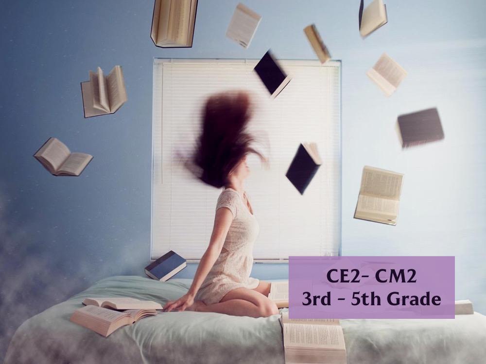 #2 – Une Sélection de Livres pour Enfants du CE2 au CM2